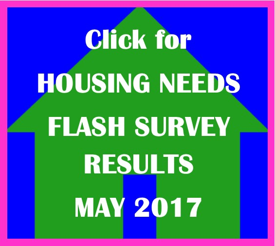 Housing survey results